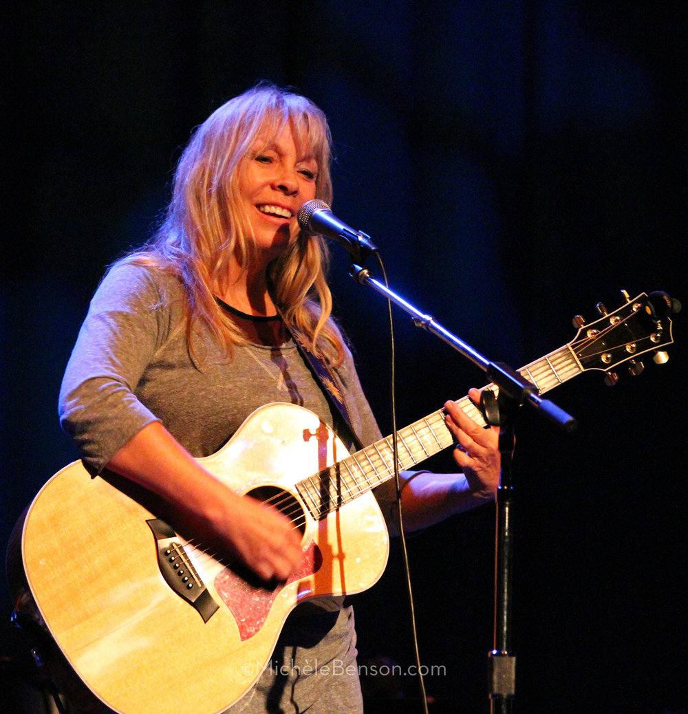 Rickie Lee Jones at Rio Theatre-4551