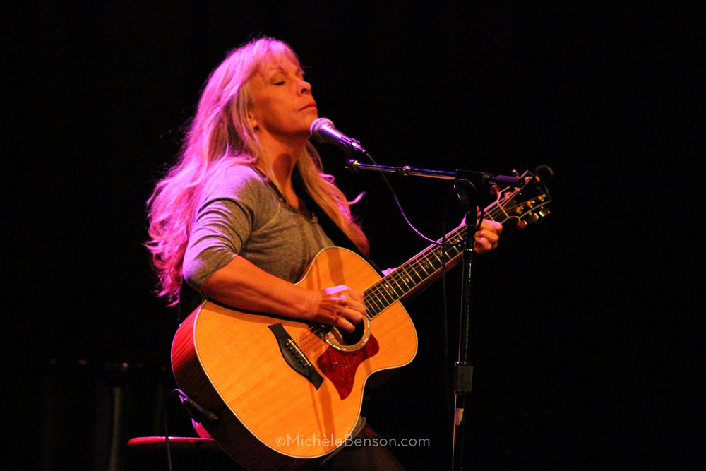 Rickie Lee Jones Rio Theatre-IMG_4090