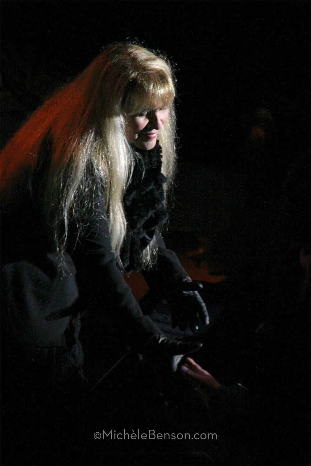 Stevie Nicks at the Mountain Winery
