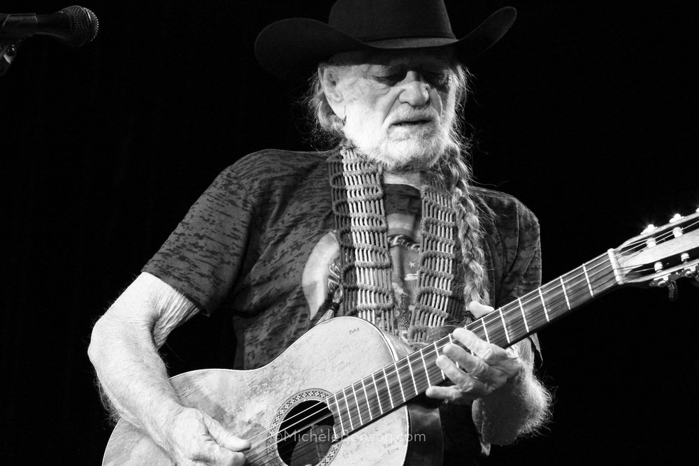 Willie Nelson Santa Cruz Boardwalk-IMG_1569