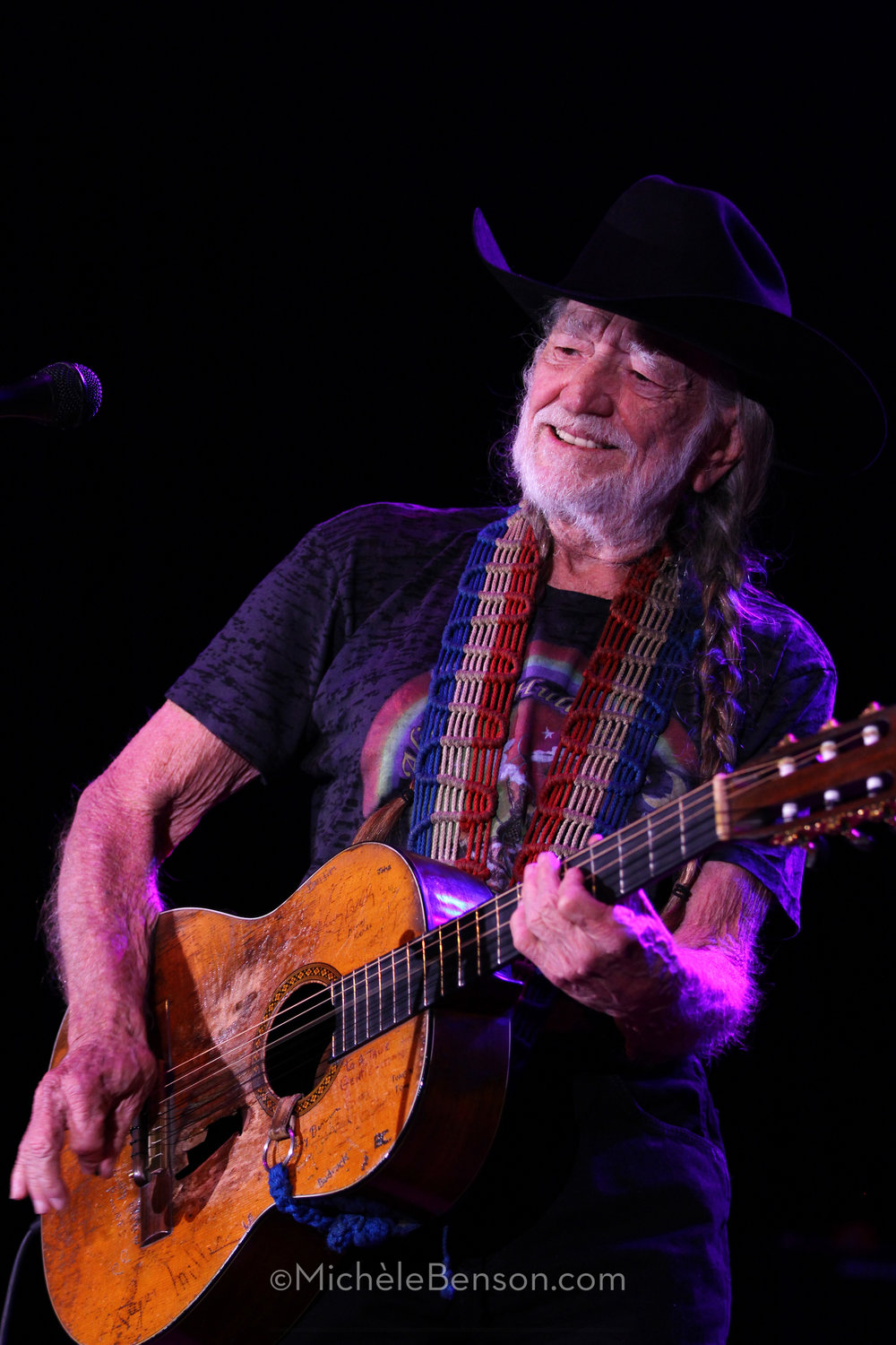 Willie Nelson Santa Cruz Boardwalk-IMG_1756