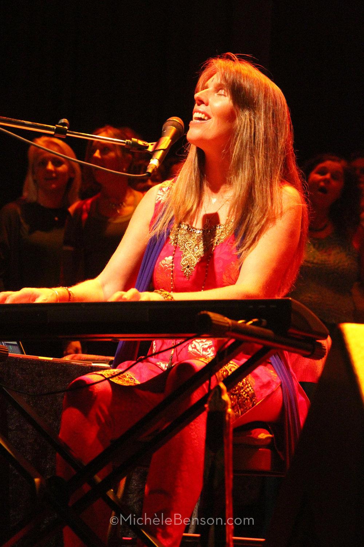 Deva Premal 5.31.17  Rio Theatre
