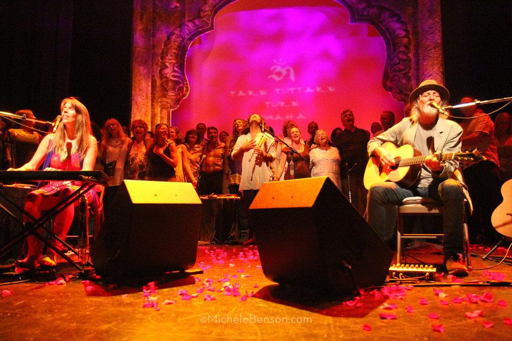Deva Premal, Miten, Manose 5.3 1.17 Rio Theatre 0986