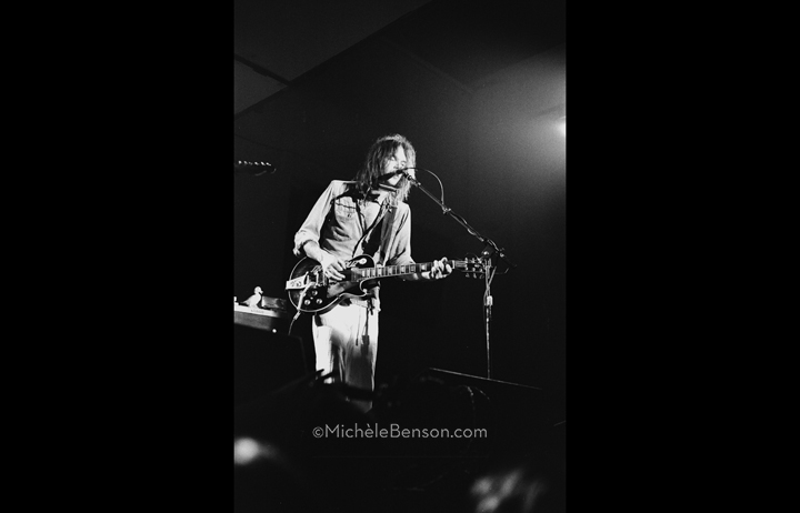 Neil Young The Ducks at The Catalyst 1976