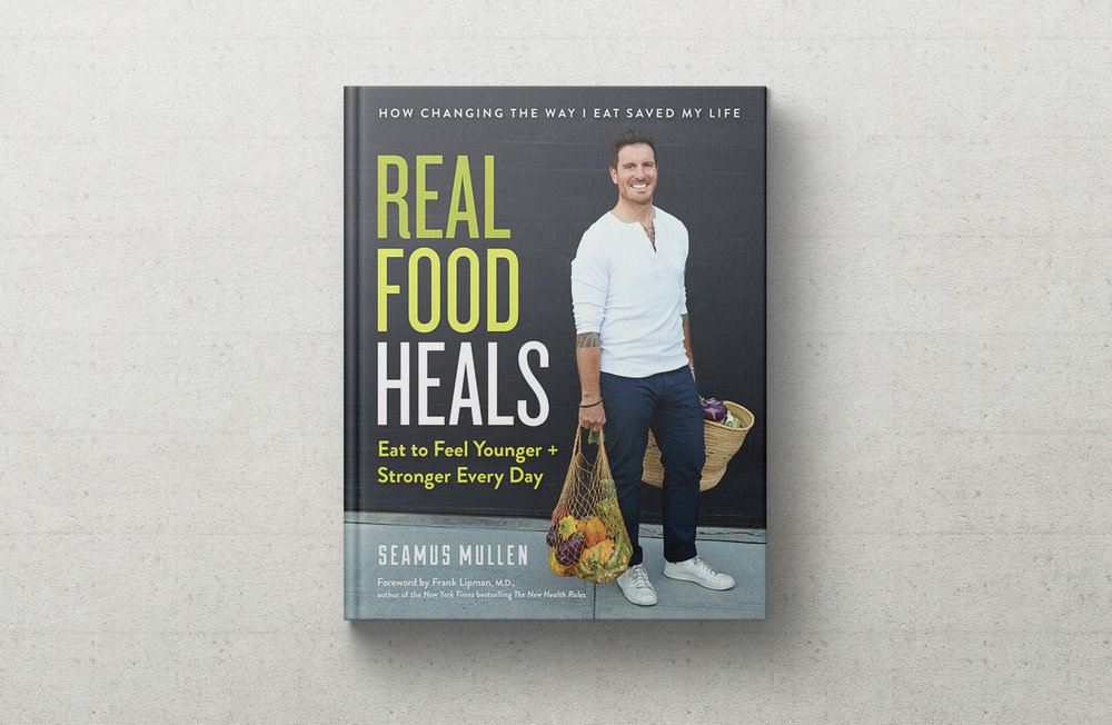Real Food Heals Book Cover
