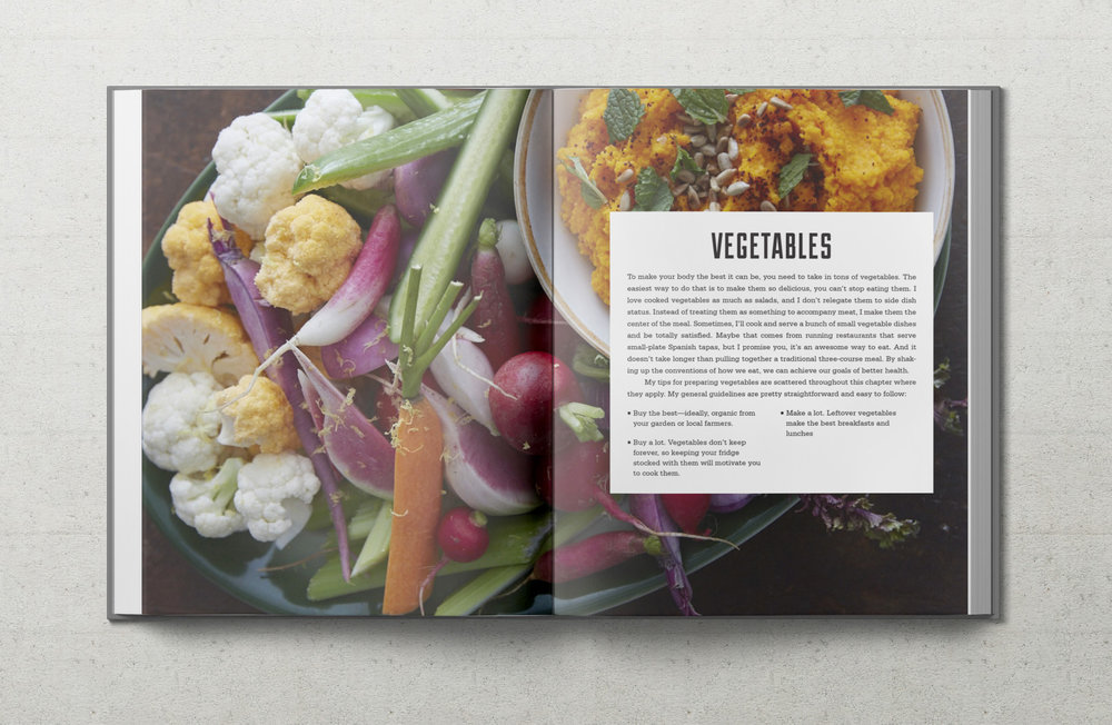 Real Food Heals intro about Vegetables
