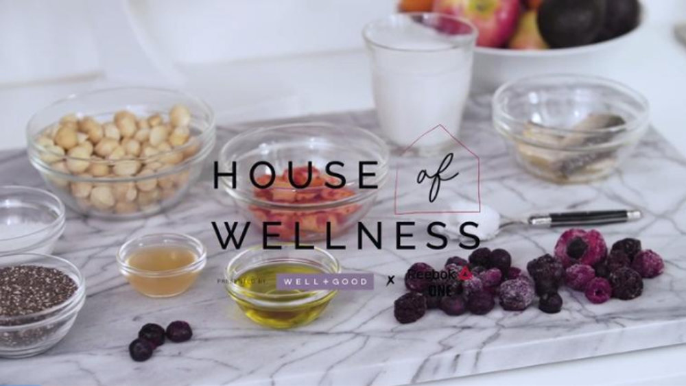 Well + Good House of Wellness Video