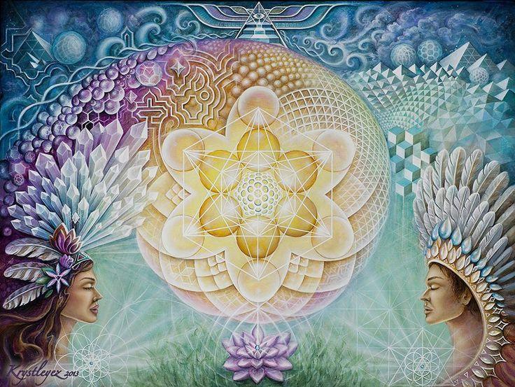 Exploring Sacred Geometry Part I — Inner Balance Healing