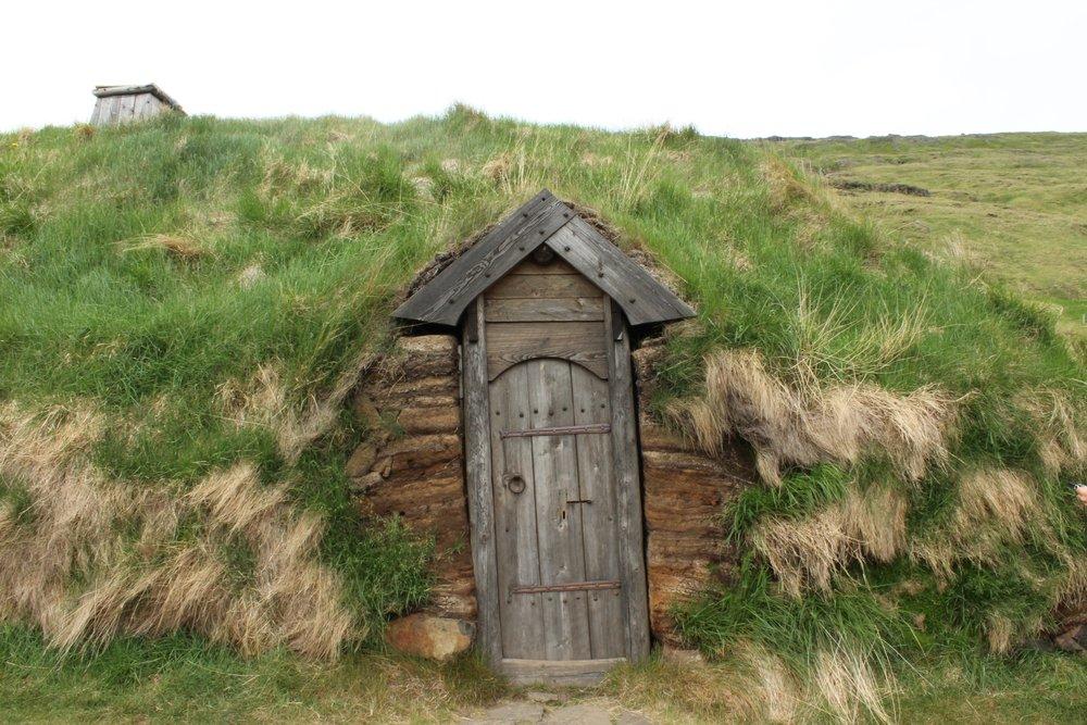 Icelandic Turfhouse