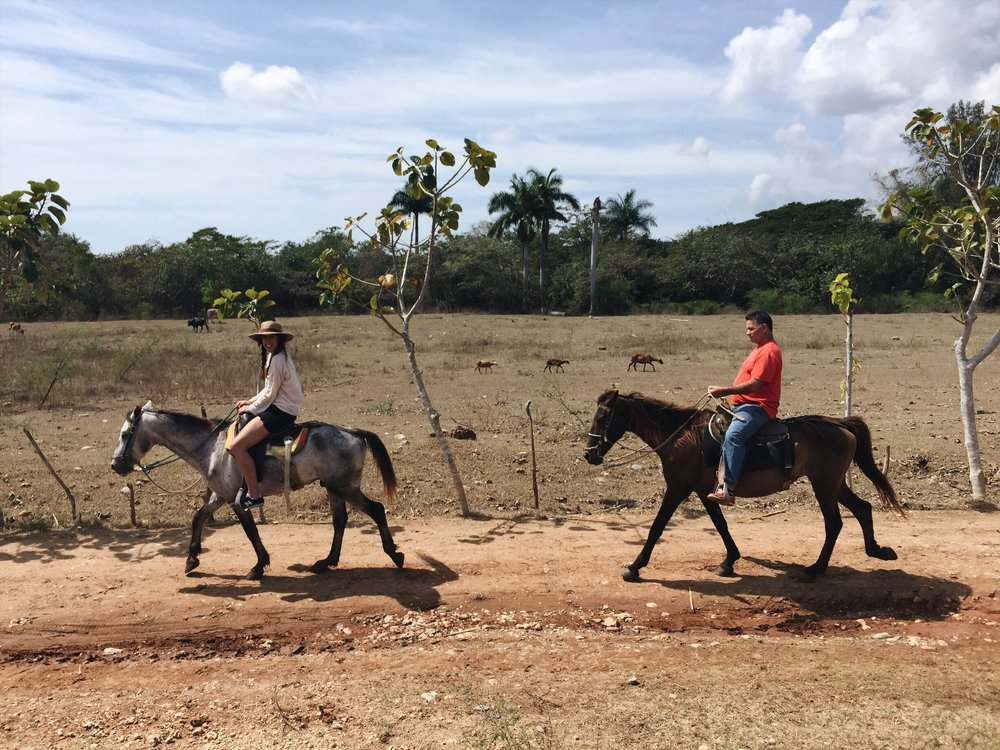 Trinidad Horseback Riding