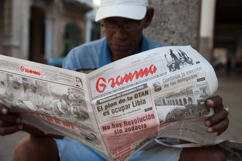 Cuban Literacy