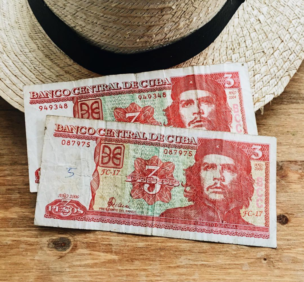 Cuban Currency