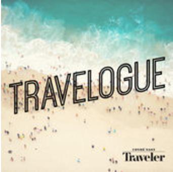 Condé Nast Traveler Travelogue Podcast