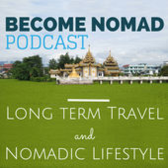 Become Nomad Travel Podcast