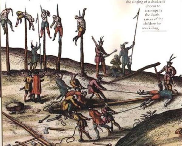 Impaling Ottomans