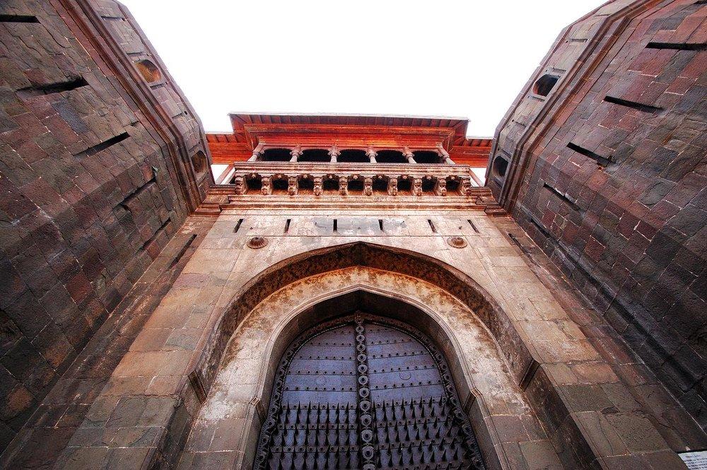 Shaniwar Wada Gate