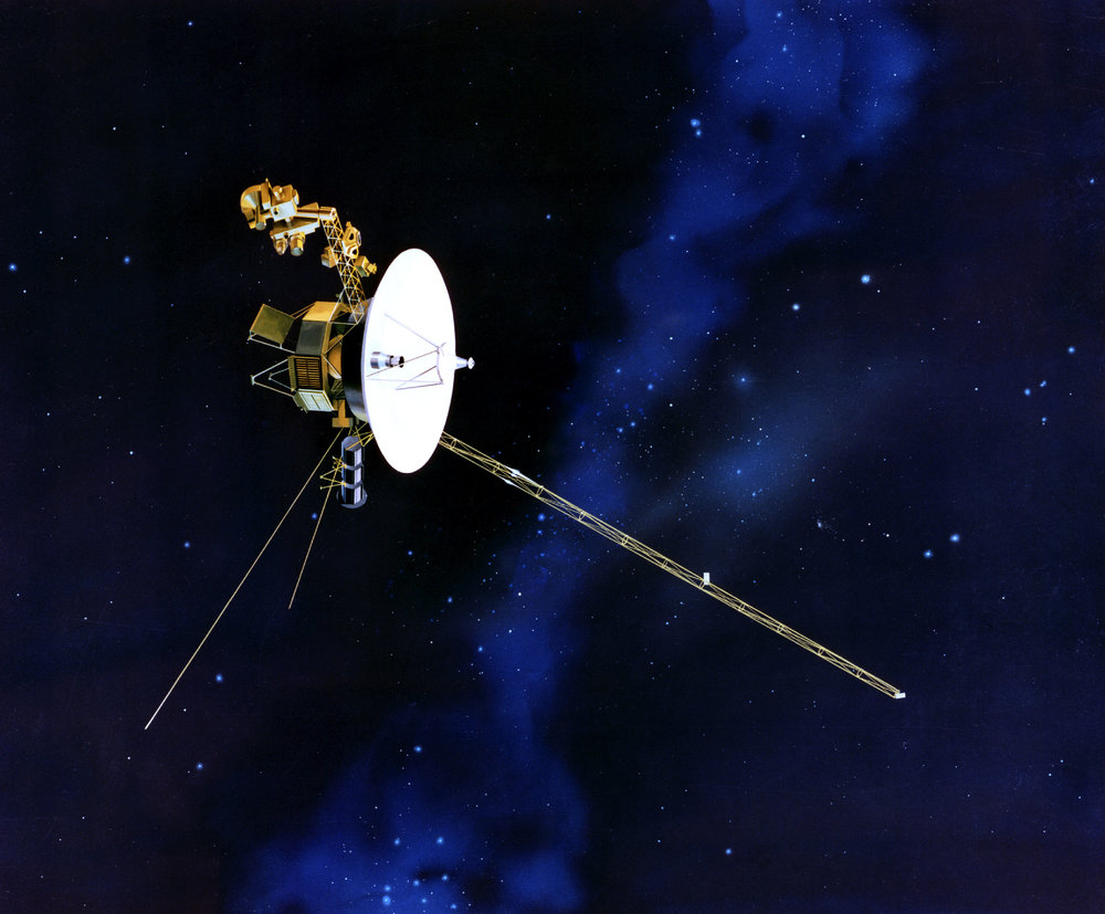The Voyager 1