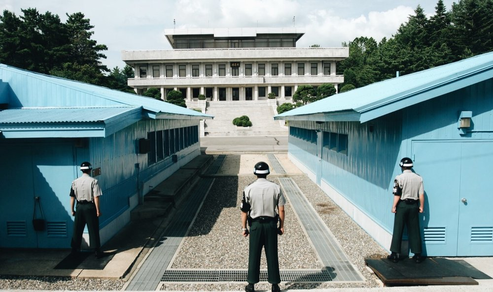 Travel to the World's Most Dangerous Border: Korea's DMZ