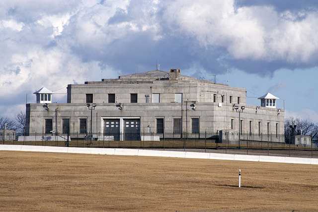 Fort Know Bullion Depository  (photo by  Michael Vadon )