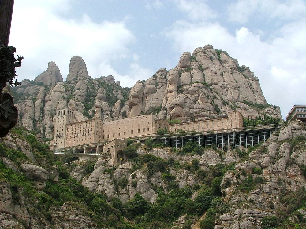 Montserrat  (Photo by Antonio De Lorenzo)