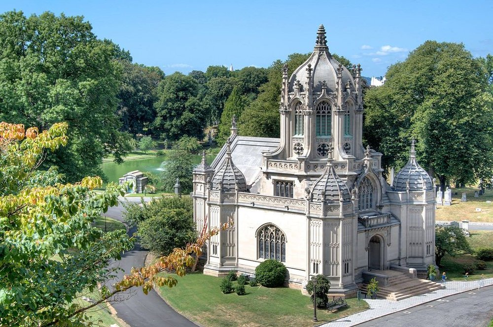 View_of_Greenwood_Cemetery_Chapel_from_the_hill.jpg