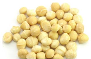 45 macadamia nuts (100g) = 940kcal