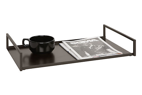 Room and Board Onda Steel Tray $79