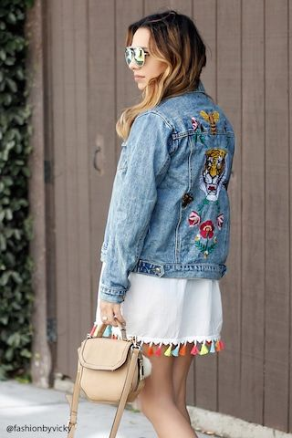Forever 21- Denim jean jacket