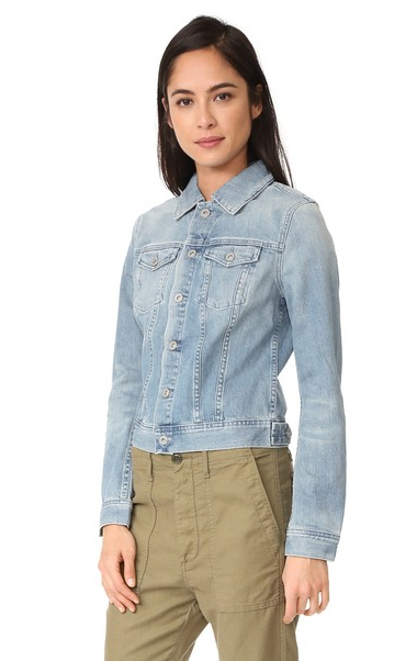 Shop Bop- Robyn denim jacket