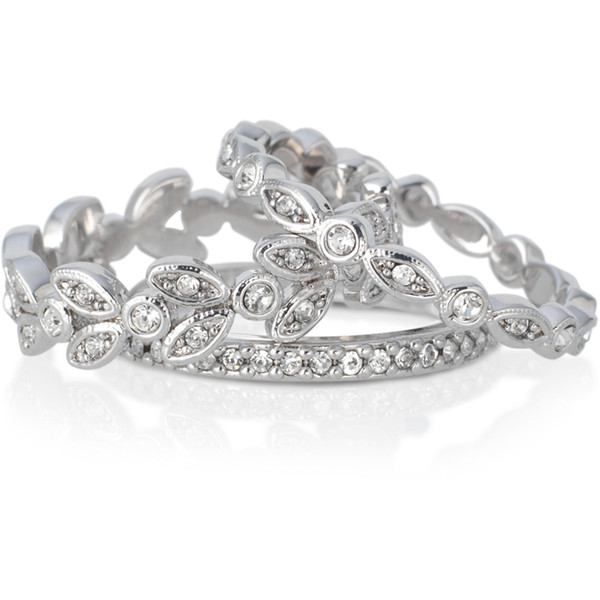 Save: Stella and Dot Claudia Stackable Rings $48/set