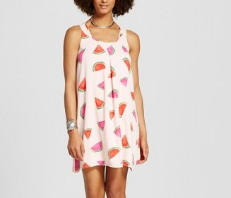 Le+Kate for Target Watermelon Dress