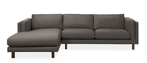 Room & Board- Holden Sofa with Chaise $3298