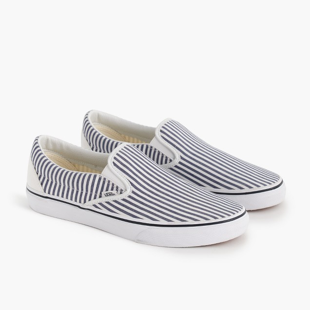 Fashion Sneaks: Vans for J. Crew $60