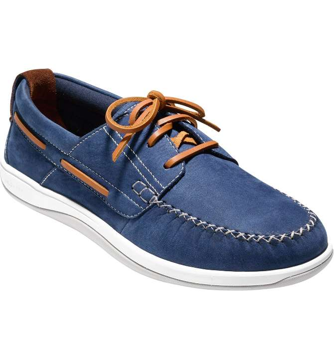 Boat Shoe: Cole Haan $150