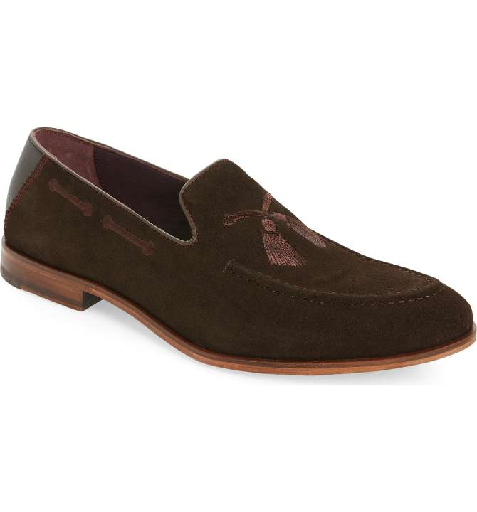 Loafers: Ted Baker $165