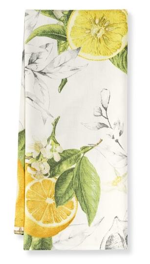 William Sonoma- Lemon Hand Towels $19.95