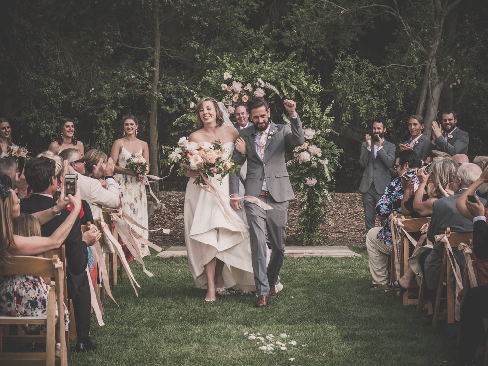 A MAGICAL SETTING FOR AN AMAZING COUPLE