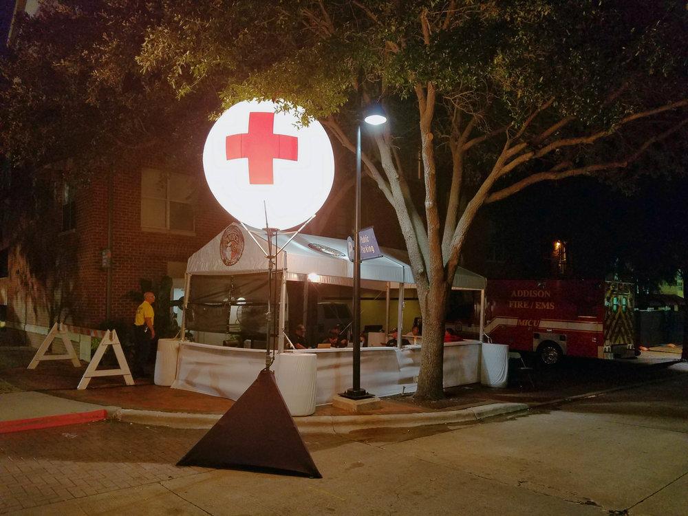 airstar first aid sign