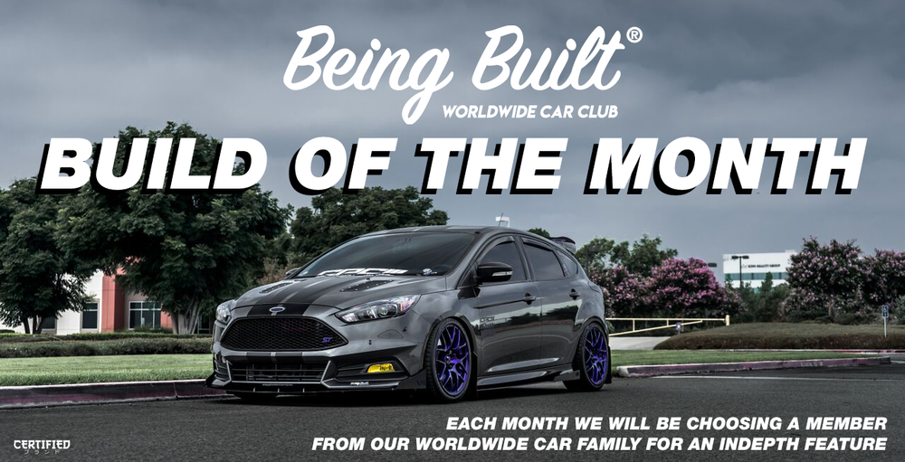 CLICK BELOW TO LEARN MORE ABOUT EACH BUILD OF THE MONTH