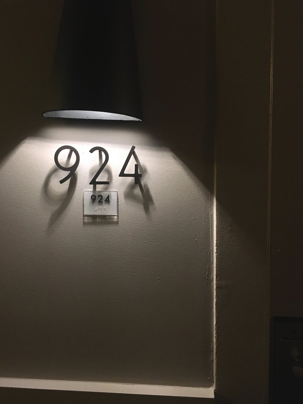 Room 924 (photo by Meghan Ianiro)