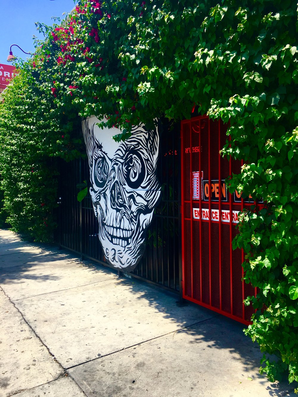 The Museum of Death exterior (photo by Meghan Ianiro)