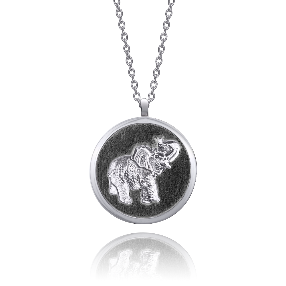 elephant-necklace-black