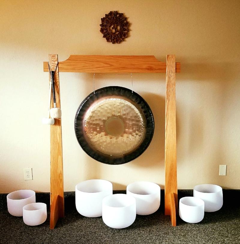 Gong and Crystal Bowls 2