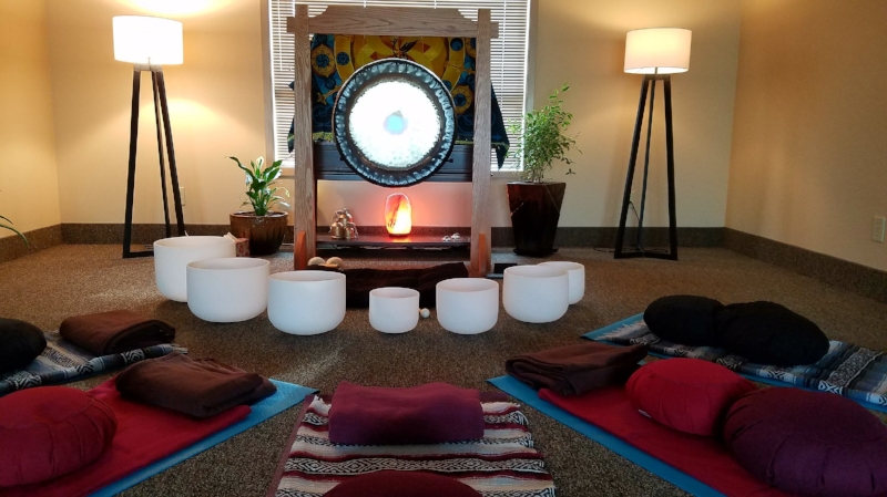 Gong and Crystal Bowls