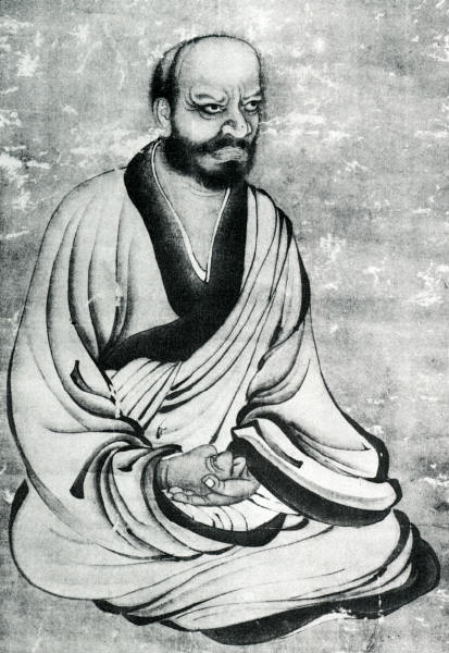 Linji Yixuan- the original founder of the Rinzai School