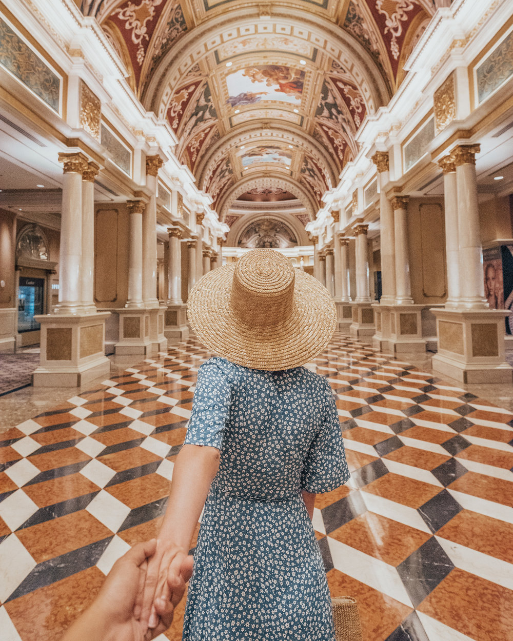 venetian lobby zory