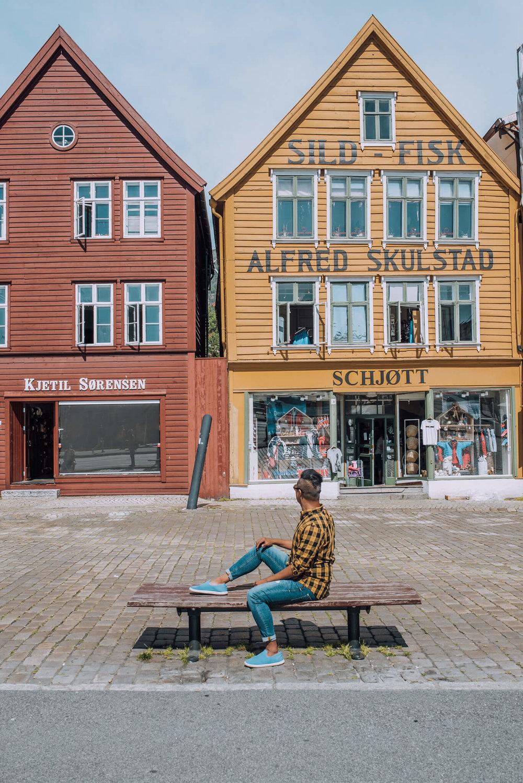 Iconic Bergen Houses