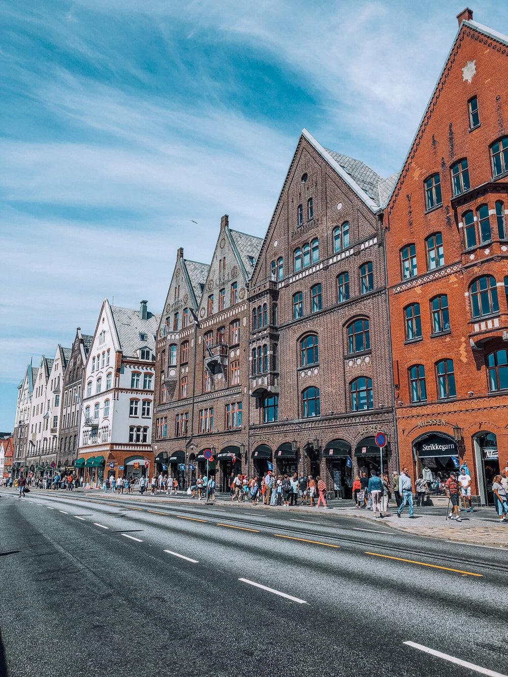 Bergen Waterfront