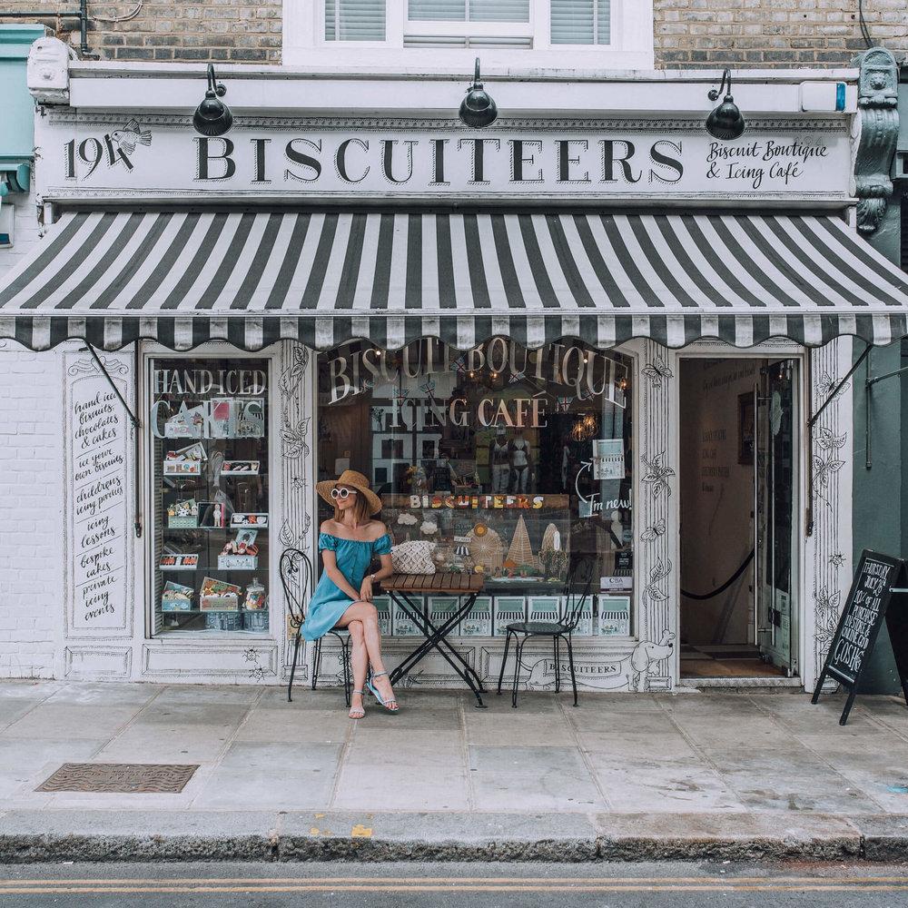 London Biscuiteers