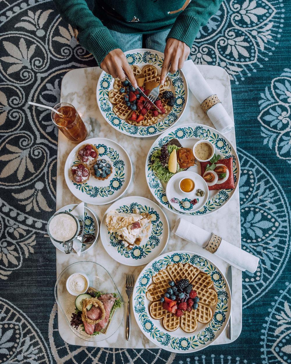 Mamsen's - Norwegian Waffles